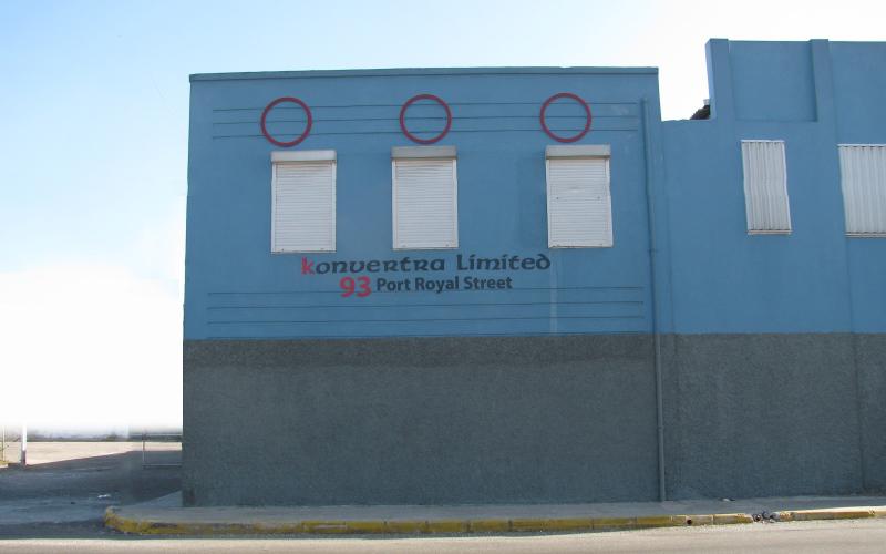Konvertra Building